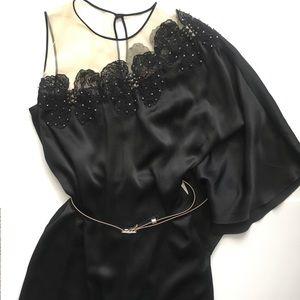 Yoana baraschi 100% silk dress